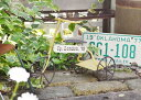 ロンドルヴェロYE 三輪車 自転車 ガーデンオブジェ ディスプレイ インテリア雑貨 ガーデン雑貨 ガーデニング ナチュラルインテリア かわいい おしゃれ カフェ風 ジャンクガーデン ガーデニング雑貨 ナチュラル アンティーク ポタフルール