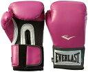 Everlast エバーラスト プロスタイル練習用ボクシンググローブ 12oz ピンク
