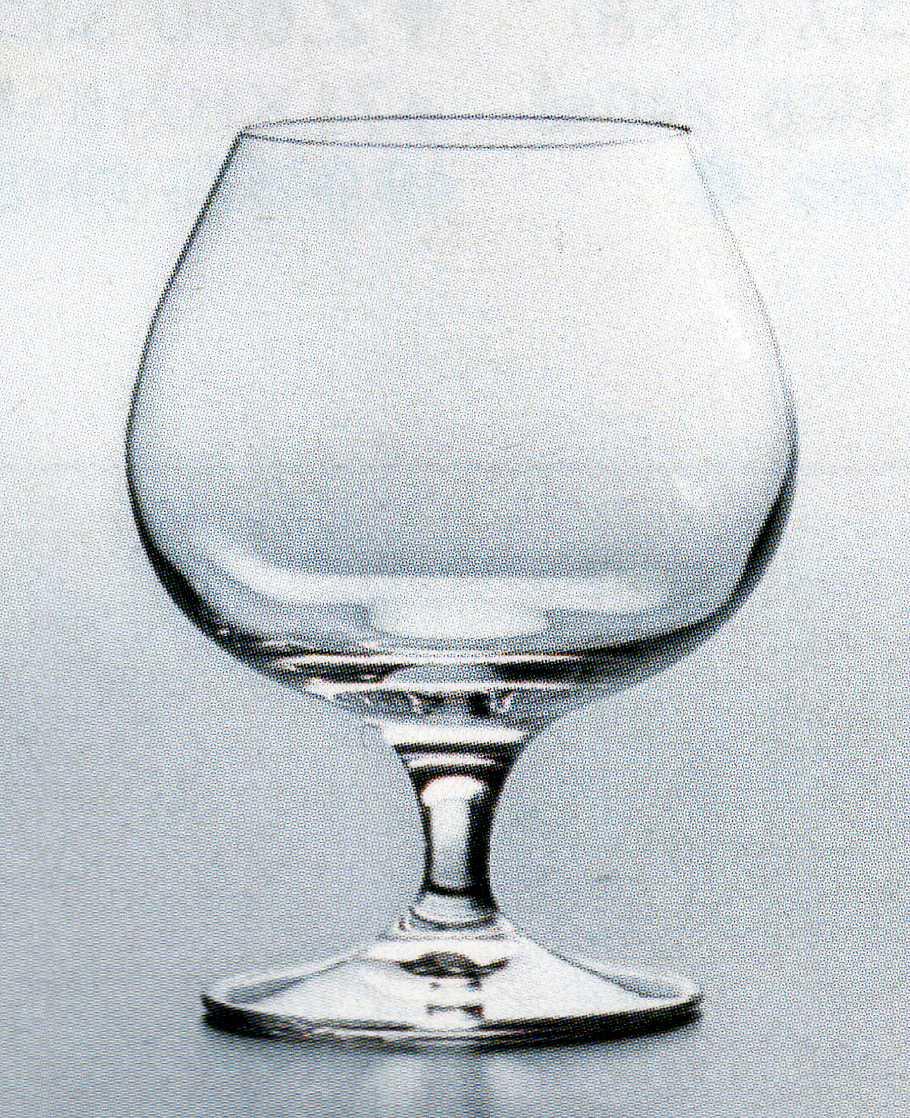 ダビンチクリスタル ブランデーグラスS