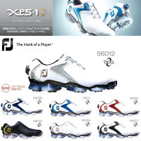 FOOTJOY-フットジョイ- XPS-1 Boa エックスピーエスワン ボア MENS (メンズ) スパイク ゴルフシューズ 【足幅:W(EE)タイプ】【17】の画像