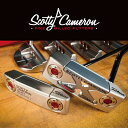 【日本正規品】【2016年モデル】タイトリスト-Titleist- Scotty Cameron select putter スコッティ・キャメロン セレクト パター【ゴルフクラブ】