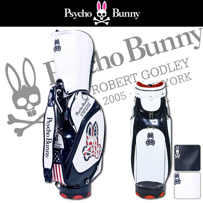 【キャディーバッグ系】【PBMG6SC1】PsychoBunny-サイコバニー- MENS (メンズ) キャディバッグ【16】【キャディバッグ・キャディーバッグ・ゴルフ・バッグ】   ・ ゴルフ パワーゴルフ ★ポイント10倍★お取り寄せになります。キャディーバッグ/ゴルフ/バック/サイコバニー/メンズ