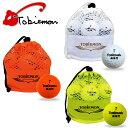【飛ばない時の神頼み!】飛衛門-TOBIEMON-とびえもん メッシュバッグ入り スタンダード 2ピースボール ゴルフボール GOLF BALL 1ダース(12球) | ・ ゴルフ パワーゴルフ