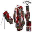 【キャディーバッグ系】【NEW春夏モデル】Callaway Golf-キャロウェイ ゴルフ- Callaway Style Mexico Stand SS 17 JM スタイル メキシコ スタンドキャディーバッグ(5117199/5117200)【17】9.5型【キャディバッグ】【スタンドバッグ】【ゴルフ用品】
