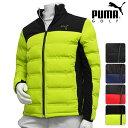 プーマゴルフ プーマ PUMA GOLF 秋冬 モデル メンズ ブルゾン【ブルゾン系】【923441】【50