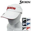 【SMH7331X】【春夏モデル】【25%OFF】-ダンロップ- SRIXON-スリクソン- オートフォーカス バイザー【17】【帽子】