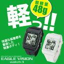 【ナビ系】【EV-616】EAGLE VISION watch 3 イーグルビジョン ウォッチ3 GPS距離測定器ゴルフナビ 【ゴルフ用品】|ゴルフ パワーゴルフ