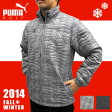 【ブルゾン系】【60%OFF】【2014年秋冬モデル】PUMA GOLF-プーマゴルフ- MENS 903708(メンズ) 長袖フルジップジャケット/キルティングジャケット【トップス】【ウエア】M,L,O,XOサイズ【】 | ・ ゴルフ