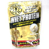※ 送料サービス!! GOLD's GYM ゴールドジム ホエイプロテイン バニラ風味 1,500g F5415