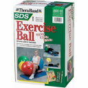 ショッピング セラバンド SDS 65cm エクササイズボール グリーン