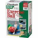 ショッピング セラバンド SDS 55cm エクササイズボール レッド