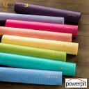 ヨガワークス ヨガマット 3.5mm ピラティス ストレッチ 柔軟体操 マット運動 マット体操 体幹トレーニング コアトレーニング インナーマッスル 自宅トレーニング yogaworks