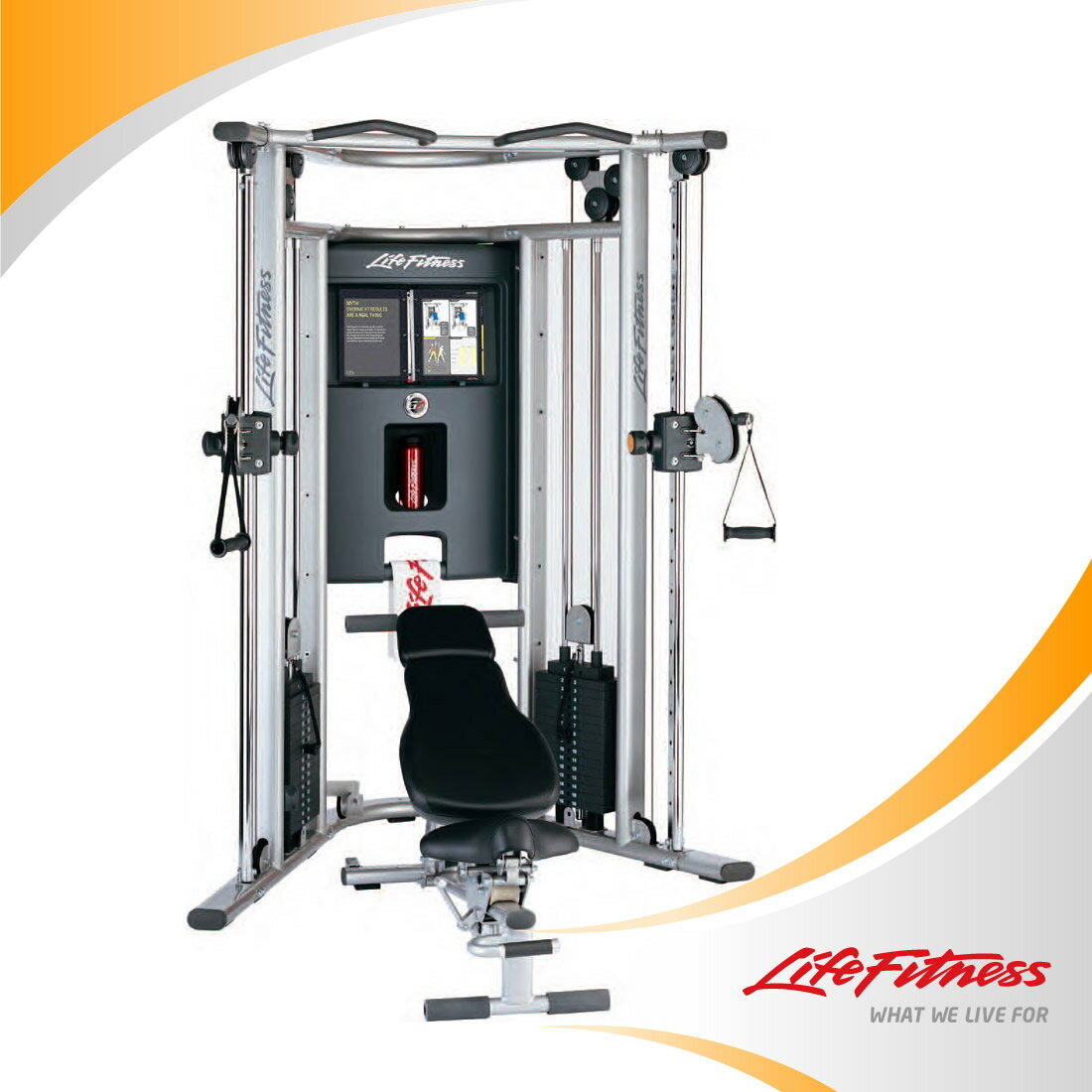 Life Fitness Dual Adjustable Pulley Lookup Beforebuying