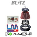 [59133] BLITZ / SUS POWER CORE TYPE LM RED インプレッサ GDB/GDA 00/08〜07/06 EJ20