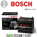 [HTP-60B19L] BOSCH (ボッシュ) 充電制御車対応ハイテック プレミアム バッテリー