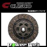 CUSCO (クスコ) カッパーシングルディスク ミツビシ ランサーエボリューションIX CT9A 05.3 - 06.7 4G63T, 5MT/6MT [00C 022 R565]