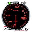 [DF10102] Defi / Defi-Link Meter ADVANCE BF インマニ計 アンバーレッド 60