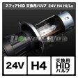 [SHDMC080] SPHERELIGHT HID交換用バルブ 24V用 H4 Hi/Lo 8000K