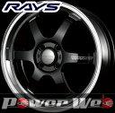 RAYS(レイズ) VOLK RACING TE37 KCR (ボルクレーシング TE37 KCR) 16インチ 5.5J PCD:100 穴数:4 inset:45 カラー:ブラック/FDMCリム [ホイール1本単位]M