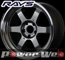 RAYS(レイズ) VOLK RACING TE37V (ボルクレーシング TE37V) 17インチ 10.0J PCD:114.3 穴数:5 inset:-20 カラー:ガンメタリック/リムDC [ホイール単品4本セット]M