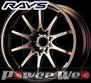 RAYS(レイズ) VOLK RACING CE28N 10SPOKE (ボルクレーシング CE28N 10スポーク) 18インチ 8.5J PCD:114.3 穴数:5 inset:30 カラー:ブロンズ ホイール単品4本セット M