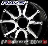 RAYS(レイズ) DAYTONA ATX-J (デイトナ ATX-J) 16インチ 5.5J PCD:139.7 穴数:5 inset:20 カラー:タイプST(ブラック/ダイヤモンドカット) [ホ