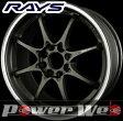 RAYS(レイズ) VOLK RACING CE28 CLUB RACER 8SPOKE (ボルクレーシング CE28 クラブ レーサー 8スポーク) 16インチ 7.0J PCD:100 穴数:4 inset:42 カラー:マットダークガンメタ/リムフランジDC [ホイール1本単位]M