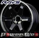 RAYS(レイズ) VOLK RACING TE37SL (ボルクレーシング TE37SL) 18インチ 9.5J PCD:100 穴数:5 inset:45 カラー:プレスドダブルブラック [ホイール単品4本セット]M