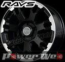 RAYS(レイズ) DAYTONA FDX-F7 (デイトナ FDX-F7) 17インチ 7.0J PCD:114.3 穴数:5 inset:40 カラー:ブラック/リムダイヤモンドカット/センターDC&ピアスドリルド [ホイール単品4本セット]M