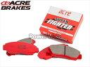 ACRE (アクレ) 品番:616 スーパーファイター ブレーキパッド フロント用 ステップワゴン RP3 (2WD) / RP4 (4WD) 15.4〜