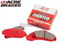 ACRE (アクレ) 品番:661/446 スーパーファイター ブレーキパッド 1台分セット ヴェルファイア AGH30W / AGH35W (4WD) 15....