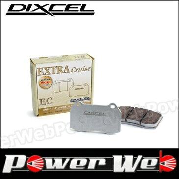 DIXCEL (ディクセル) フロント ブレーキパッド EC 381076 サンバー/サンバーディアス S321B/S321Q/S331B/S331Q 14/05〜 660