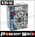 KYO-EI (キョーエイ) 品番:5120W1-60 WTS ハブユニットシステム ワイドトレッドスペーサー M12×P1.5 PCD:114.3 5穴 内径:60mm 厚み:20mm 入数:2枚