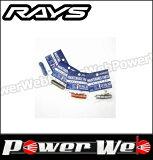 RAYS (レイズ) RAYS NEWロゴ アルミバルブキャップ 4個セット GM(ガンメタ) 74150000401GM 【代金引換不可商品】