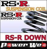 RS-R (RS☆R アールエスアール) ダウンサス RS-R DOWN 1台分 品番:D400D ダイハツ タント LA600S 25/10〜