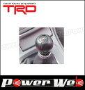 TRD シフトノブ 5速 6速 MT車 M12×1.25 球形状 33504-SP006