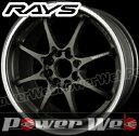 RAYS(レイズ) VOLK RACING CE28 CLUB RACER 8SPOKE (ボルクレーシング CE28 クラブ レーサー 8スポーク) 15インチ 5.5J PCD:100 穴数:4 inset:45 マットダークガンメタ/リムフランジDC ホイール単品4本セット