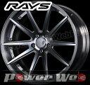 RAYS(レイズ) BLACK FLEET V625C (ブラックフリート V625C) 19インチ 8.5J PCD:114.3 穴数:5 inset:45 カラー:ダイヤモンドカット/サイドヴァリアブルシルバー [ホイール1本単位]