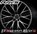 RAYS(レイズ) HOMURA 2x10 RCF (ホムラ ツーバイテン RCF) 20インチ 8.5J PCD:112 穴数:5 inset:38 FACE-1 カラー:レイズブラックメタルコート/ダイヤモンドカット/マシニング [ホイール単品4本セット]