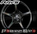 RAYS(レイズ) VOLK RACING G50 (ボルクレーシング G50) 18インチ 10.5J PCD:114.3 穴数:5 inset:22 FACE-3 カラー:プリズムダークシルバー [ホイール単品4本セット]