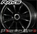 RAYS(レイズ) 57Transcend (57トランセンド) 17インチ 8.5J PCD:100 穴数:4 inset:40 FACE-2 カラー:スーパーダークガンメタ/リムエッジDC [ホイール単品4本セット]