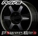 RAYS(レイズ) VOLK RACING TE37 LARGE P.C.D SPORT BOX EDITION (ボルクレーシング TE37 ラージ P.C.D スポーツボックスエディション) 18インチ 8.0J PCD:139.7 穴数:6 inset:38 FACE-1 プレスドダブルブラック/リムDC [ホイール単品4本セット]