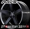RAYS(レイズ) BLACK FLEET V205C (ブラック フリート V205C) 19インチ 9.5J PCD:114.3 穴数:5 inset:32 FACE-2 カラー:マットブラックサイドマシニング [ホイール単品4本セット]