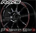 RAYS(レイズ) VOLK RACING ZE40 TIME ATTACK EDITION (ボルクレーシング ZE40 タイムアタックエディション) 18インチ 9.5J PCD:114.3 穴数:5 inset:21 ブラック/REDOT [ホイール単品4本セット]