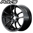 RAYS Two Brothers Racing ITARU 010 (TBR イタル010) ブラック/センターマシニング (BNC) 17インチ 9.0J PCD:114.3 穴数:5 inset:63 ホイール4本セット