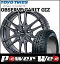 215/50R17 91Q OBSERVE GARIT GIZ/е╚б╝ешб╝ вгWAREN W03 17б▀7.0 100/5H +50 емеєесе┐еъе├еп HOT STUFF е╣е┐е├е╔еье╣бїе█едб╝еы 1┬ц╩ме╗е├е╚