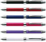 ぺんてる ビクーニャ EX 油性2色ボールペン+シャープペンシル2色(黒?赤)0.7mm+シャープ0.5mm BXW1375