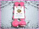 【メール便配送可能!】SELVESS(セルヴェス)製ティーライトアロマキャンドル♪☆ミックスフルーツの香り