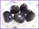 天然石パワーストーンタンブルアメジスト(紫水晶)【上質!】SSサイズ×1個PowerStone/Ge