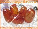 パワーストーンタンブルカーネリアン オレンジ PowerStone GemStoneCarnelian